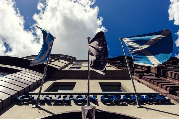Hotel Carlton George Glasgow Glasgow