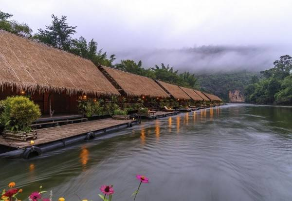 Hotel River Kwai Jungle Rafts