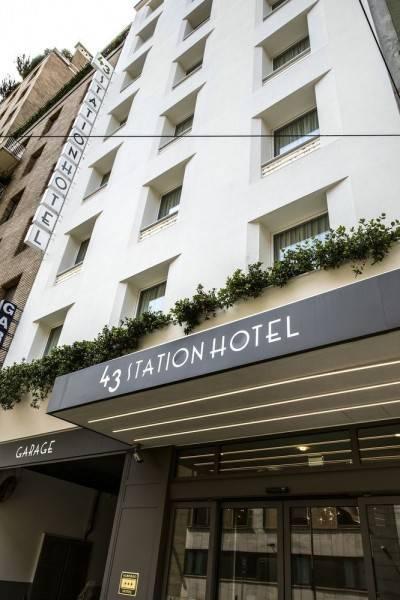 43 Station Hotel