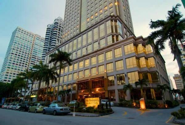 Hotel The Northam All Suite Penang