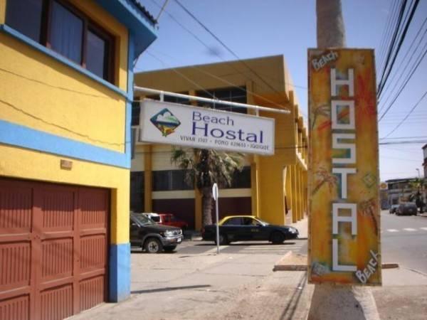 Hotel Hostal Beach