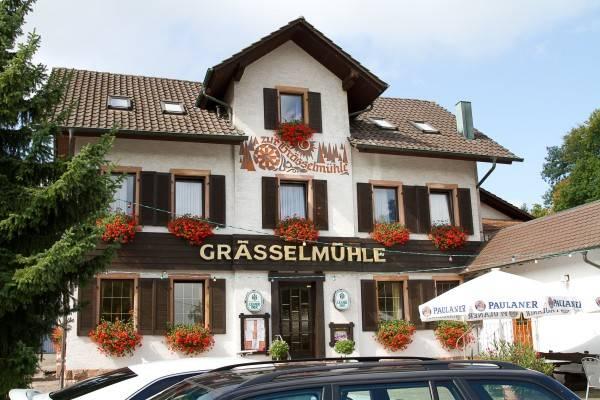 Hotel Zur Grässelmühle Gasthaus