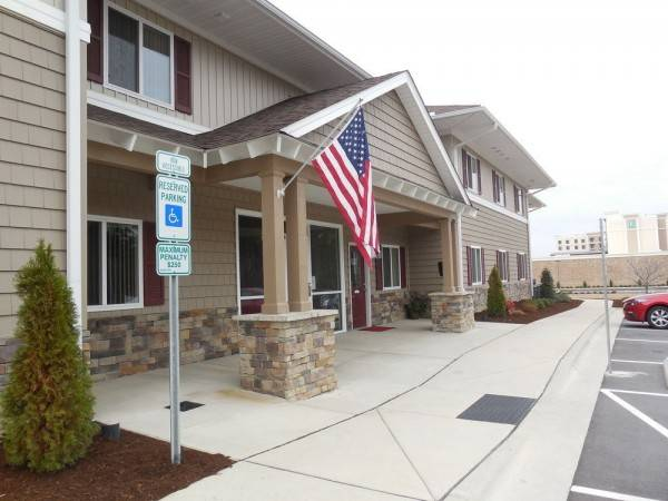 Hotel Affordable Suites Fayetteville