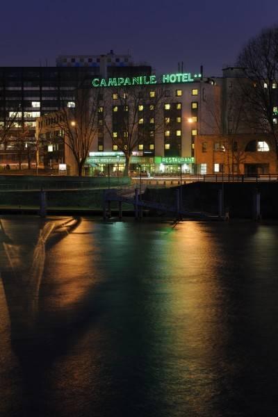 Hotel Campanile - Paris St Denis Quai de st Ouen Pleyel