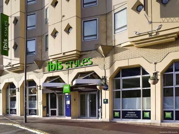 Hotel ibis Styles Lille Centre Gare Beffroi
