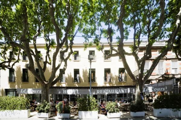 Hotel Le Cours Logis