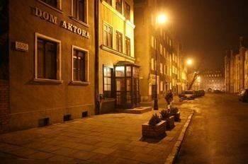 Hotel Dom Aktora