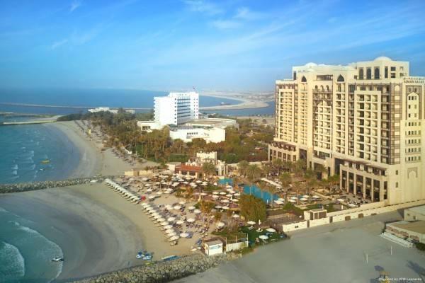 Hotel Ajman Saray a Luxury Collection Resort Ajman