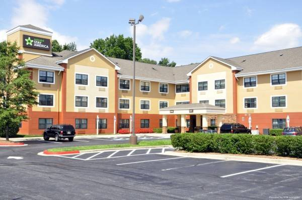 Hotel Extended Stay America Landover