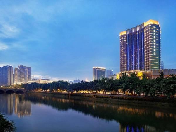 Hotel Sofitel Chengdu Taihe