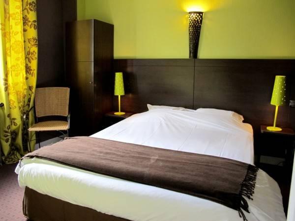 Hotel Deshors Foujanet Logis