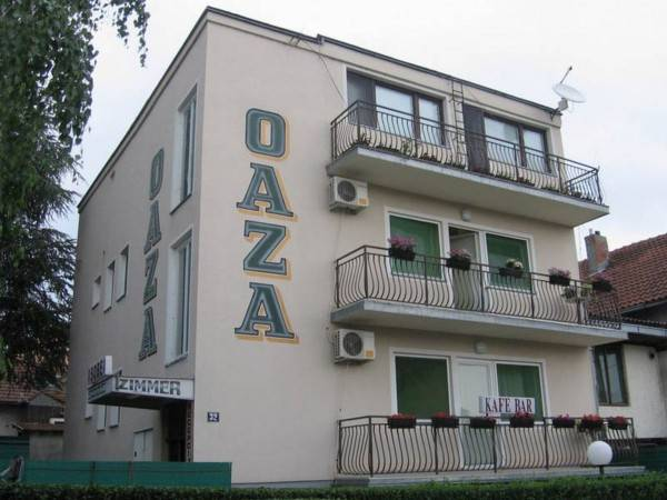 Hotel OAZA BM
