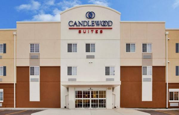 Hotel Candlewood Suites KANSAS CITY AIRPORT