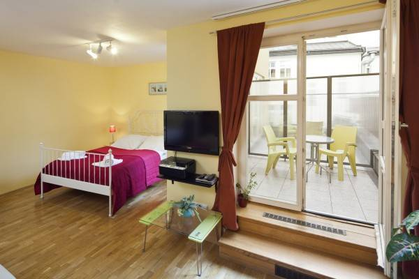 Hotel Capital Apartments