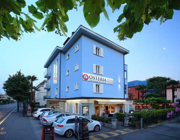 Hotel Osteria Ticino da Ketty & Tommy