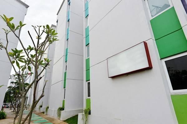 Hotel ZEN Rooms Tangerang Aeropolis