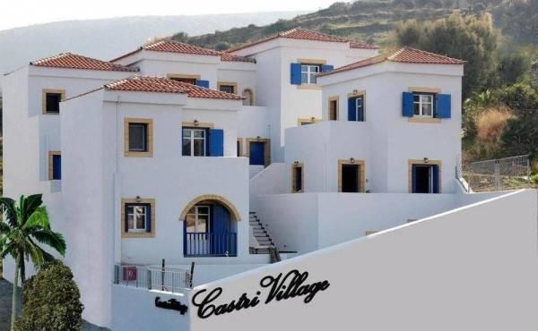 Hotel Castri Village - Kythira Quality Resort