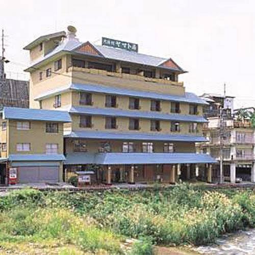 Hotel (RYOKAN) Shibu Onsen Taiyokan Yamatoya