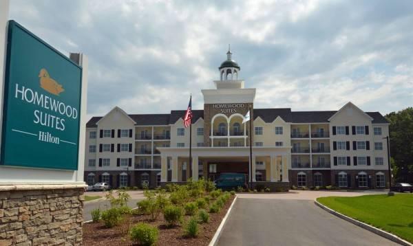 Hotel Homewood Suites by Hilton Saratoga Spri