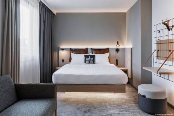 Hotel Moxy Hamburg City