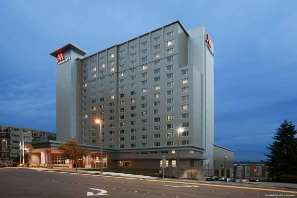 Hotel Seattle Marriott Bellevue