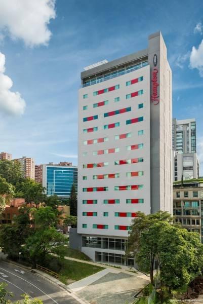 Hotel Hampton by Hilton Medellin Antioquia
