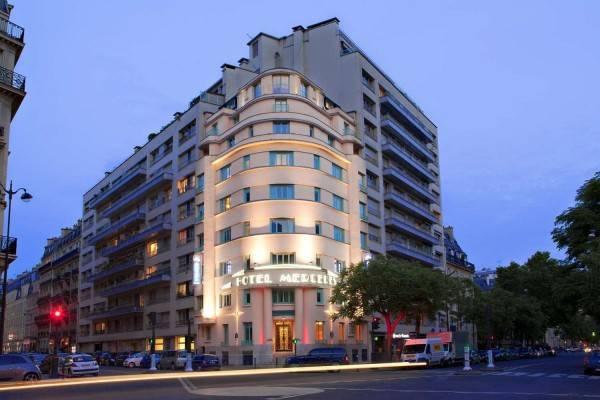 Hotel Best Western Plus Mercedes Arc de Triomphe