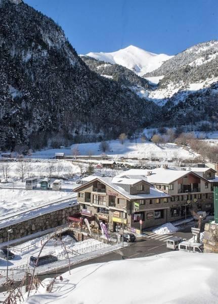 Hotel Apartaments Sant Moritz