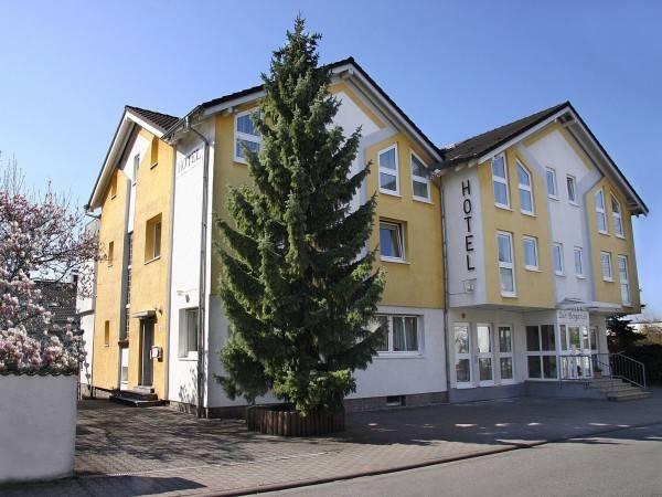 Hotel Zur Bergstrasse garni