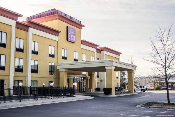 Hotel Comfort Suites Clayton - Garner