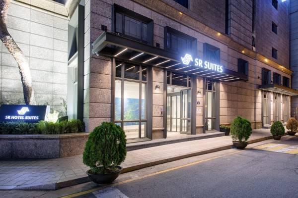 Hotel SR Suites Bundang