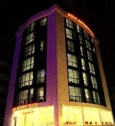 Hotel Asia Artemis Suite