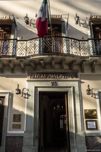 Hotel Villa Maria Cristina