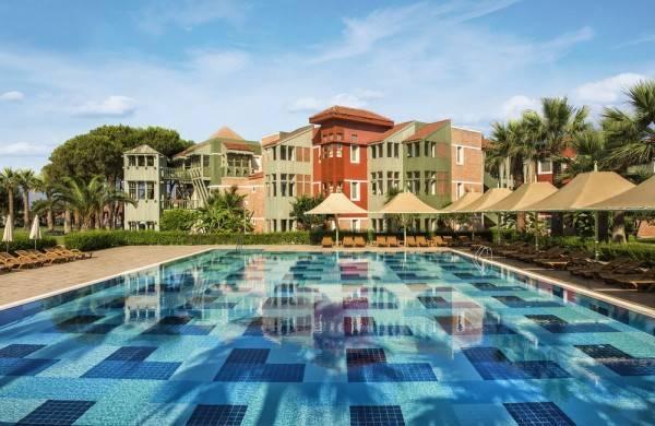 Hotel Club Mega Saray - All Inclusive