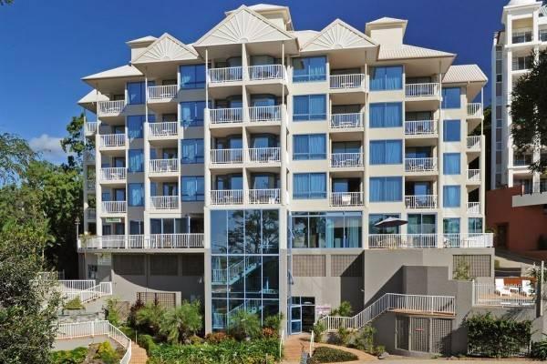 Hotel at Whitsunday Vista Holiday Apartments