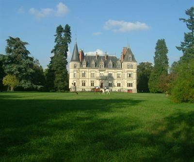 Hotel Château de Boisrenault