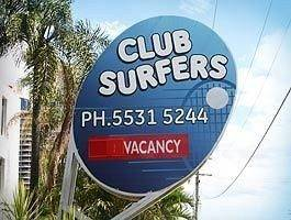 Hotel Club Surfers