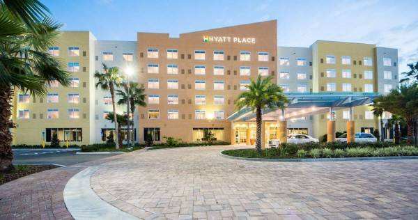 Hotel Hyatt Place Orlando Lake Buena Vi