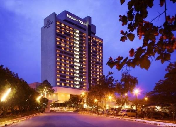 Hotel Marco Polo Plaza Cebu