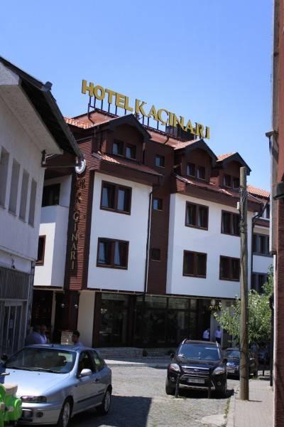 HOTEL KACINARI - PRIZREN