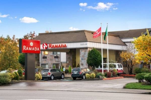 Hotel Ramada Kent Seattle Area