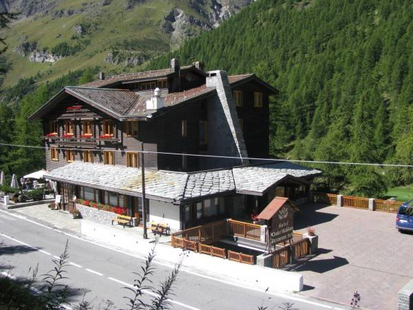 Hotel Chalet Valdotain -Charme & Relax-