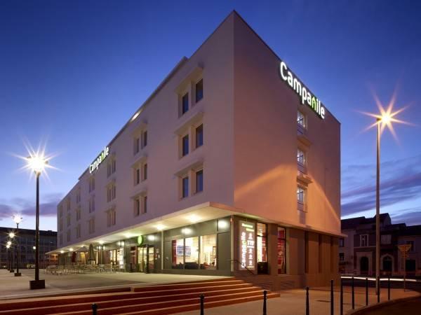 Hotel Campanile Alès Centre - Cévennes