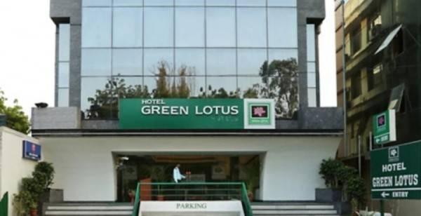 Green Lotus Airport Hotel