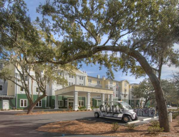 Hampton Inn - Suites Jekyll Island