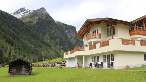 Hotel Ferienwohnung Alpenhof