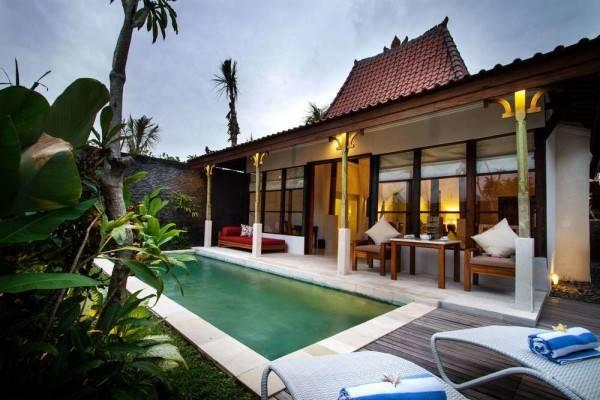 Hotel Alam Bidadari Seminyak Villas