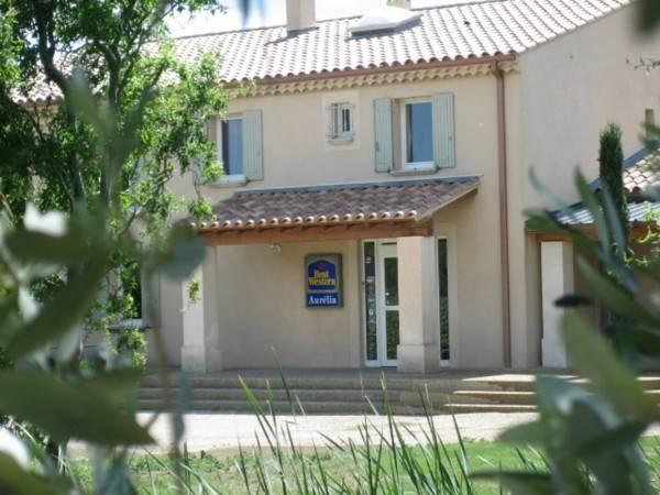 Hotel Best Western Aurelia
