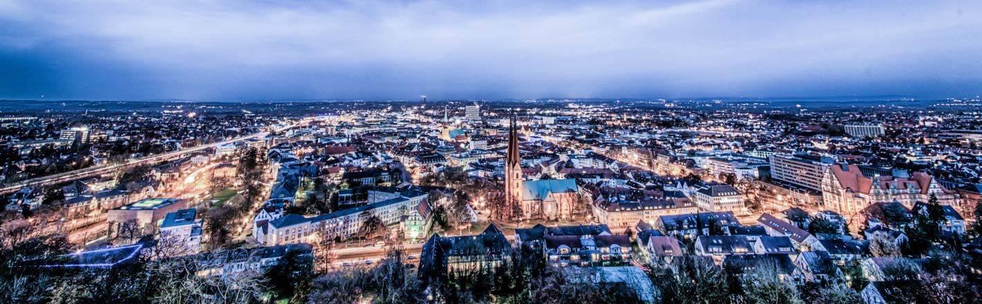 Un hôtel à Bielefeld: ✓Assistance 24h/24, ✓Evaluations vérifiées, ✓Jusqu'à 30% de réduction, ✓ Business Tariff, ✓Annulation sans frais.