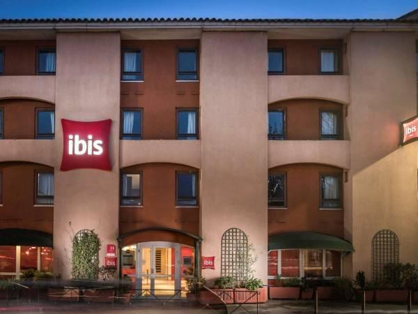 Hotel ibis Carcassonne Centre La Cité